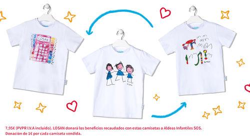0ec63f742 Camisetas con superpoderes LOSAN