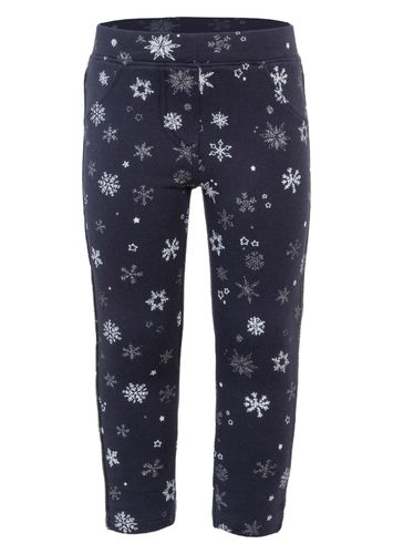 Legging con estampado invernal LOSAN